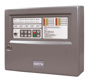 GST-108A Conventional Fire Alarm Controls Panel 8 Zone (LPCB